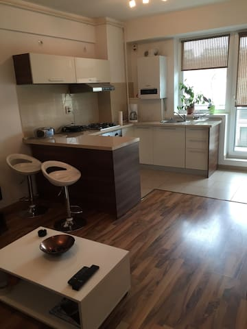 Nice modern studio with parking - Cluj-Napoca