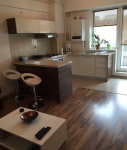 Nice modern studio with parking - Cluj-Napoca - Daire