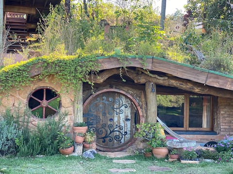 @Hobbithousebrazil - Feel like a hobbit!
