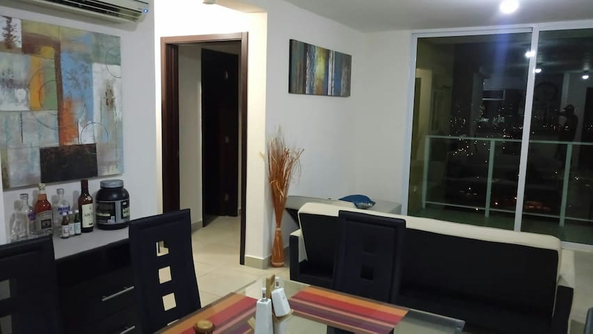 Great and nice apt/room in Panama! - Panamá - Apartmen