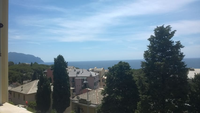 sea view house - Bogliasco - Appartement