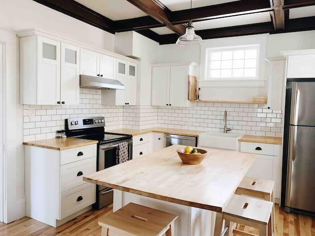 Completely renovated character home in Wolseley