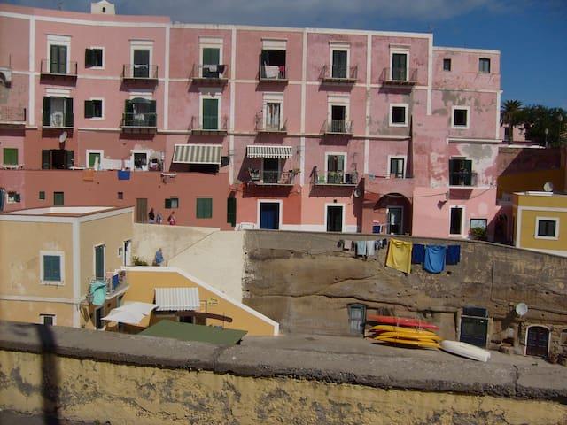 La casa sul faro - Ventotene - Flat