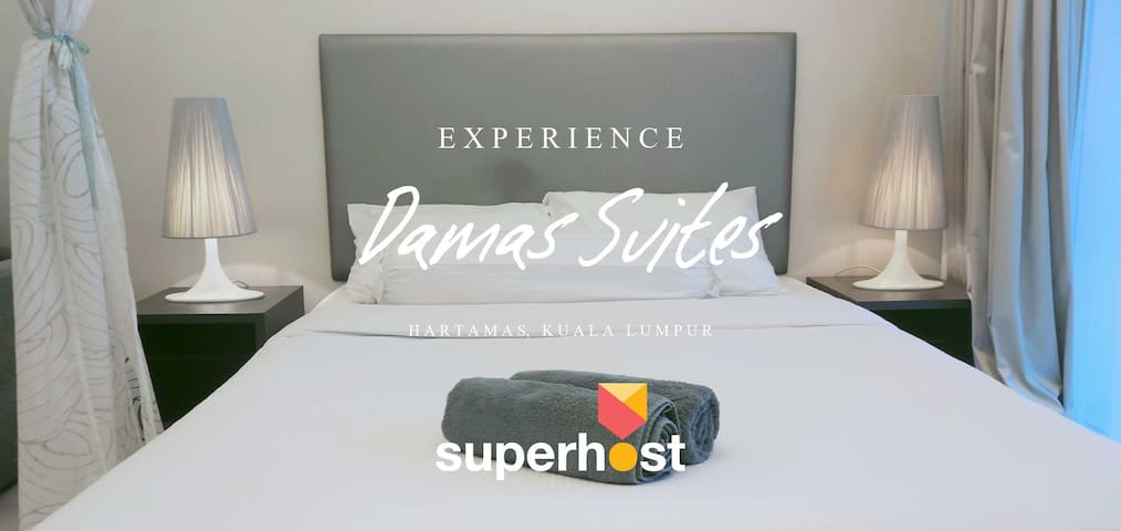 ⭐ Damas Suites & Residence w/ Wifi by Drew Homes