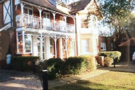 Beautiful spacious double room with terrac - Worthing - Apartmen