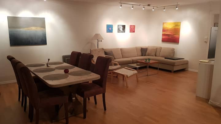 Penthouse leilighet