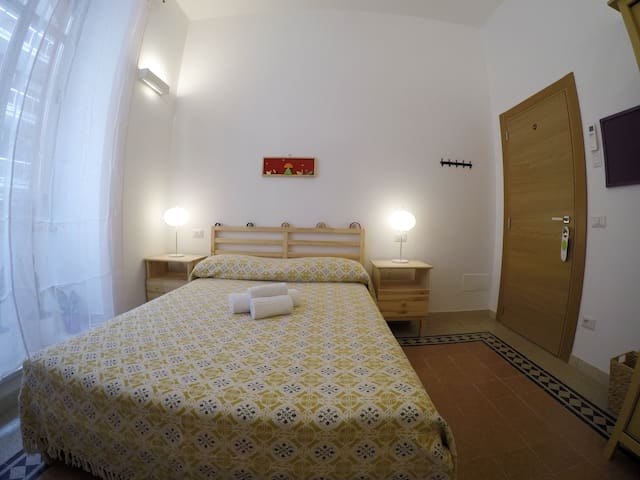 Mimosa -  Double room with private bathroom