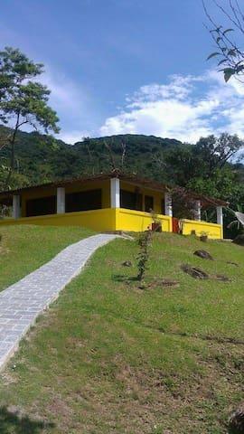Mamangua Beleza unica ( casa Amarela) - Paraty - Appartement