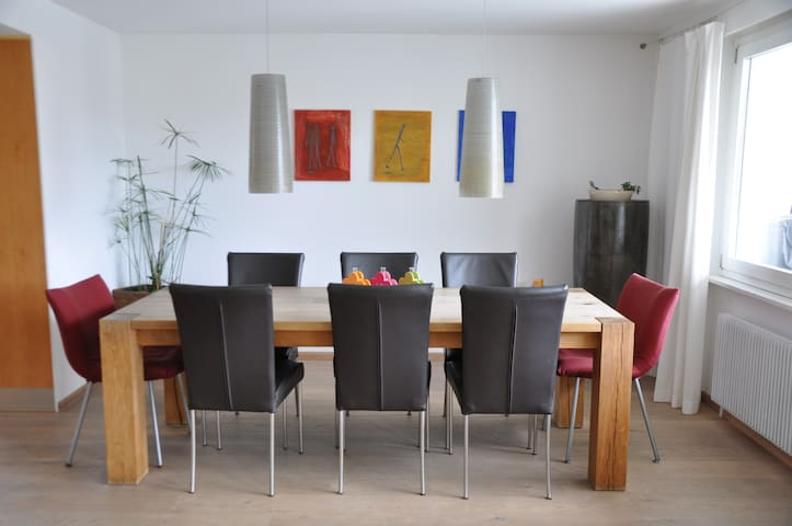 Haus Caluori - Davos - Apartment