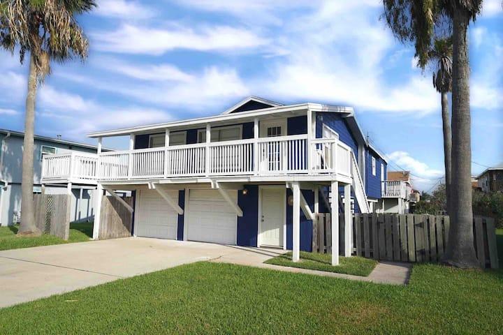 The Captain Hook House Beach Vacation Rental