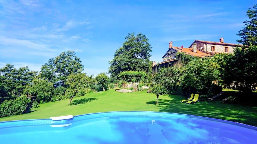 Ferienwohnung Casa Nonna - Doccione di Sotto