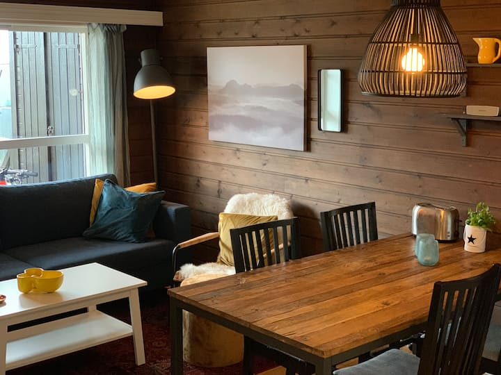 Fin leilighet i Trysil med praktisk beliggenhet