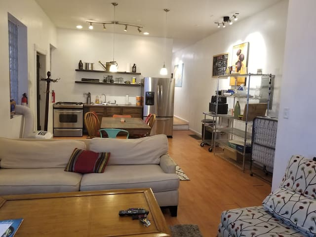 Private Room in Space Downtown (OTR) Condo