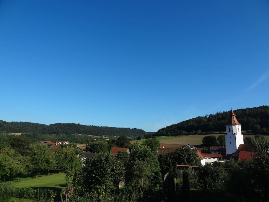Ihr Panoramaausblick - your panoramic view