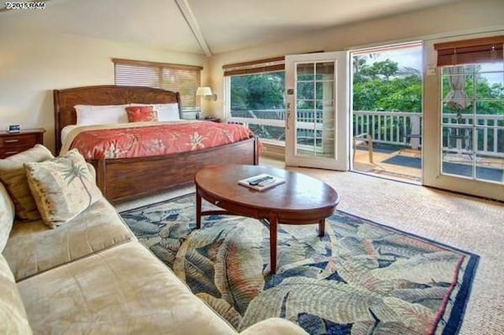 Ocean view Suite - Lahaina - House
