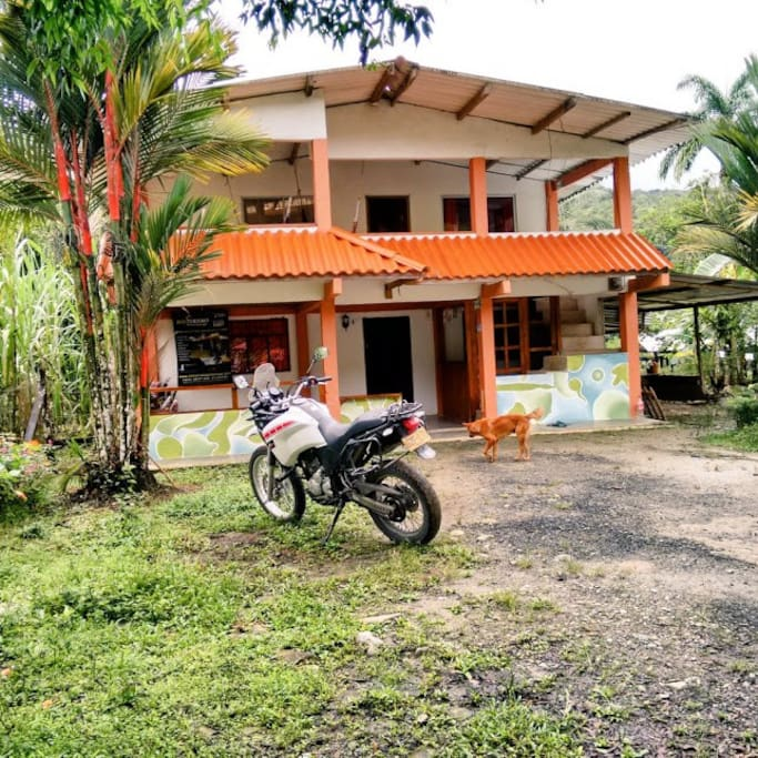 posada turistica Dantayaco