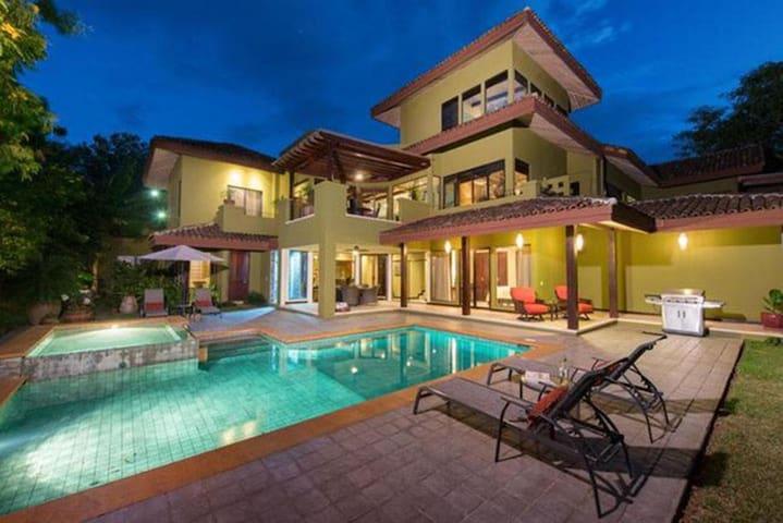Stunning Carao Private Villa at Reserva Conchal