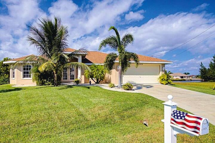 4 star holiday home in Cape Coral