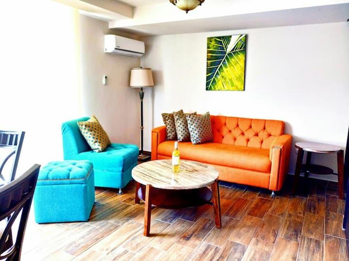 Agradable Apartamento de 1 Habitación Ecovivienda