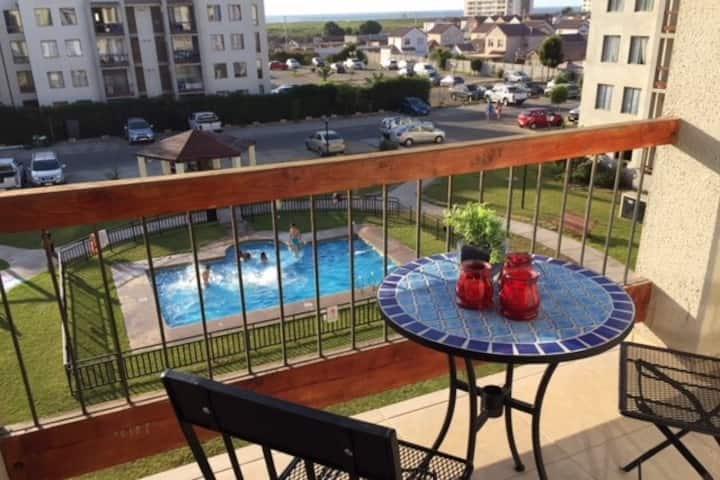 Bonito departamento en La Serena