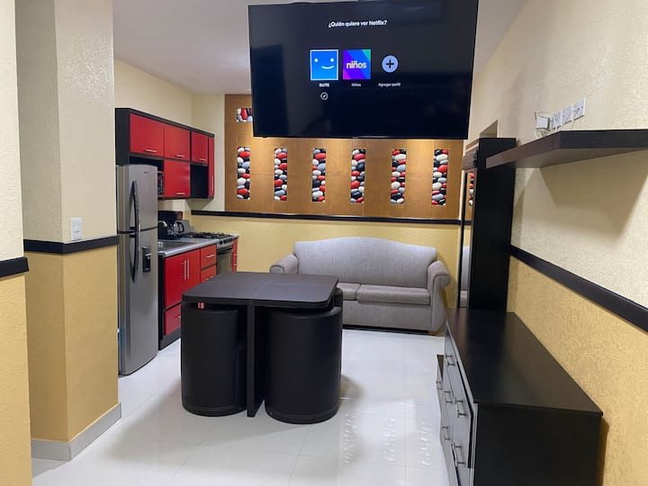 Suite Del Centro Ojinaga