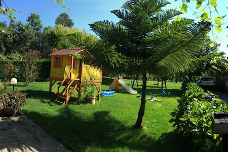 Lovely cottage with private pool - Espinho - Kulübe