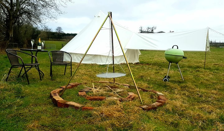 Wyre forest Bewdley 5m Glamping - Cosy and fun