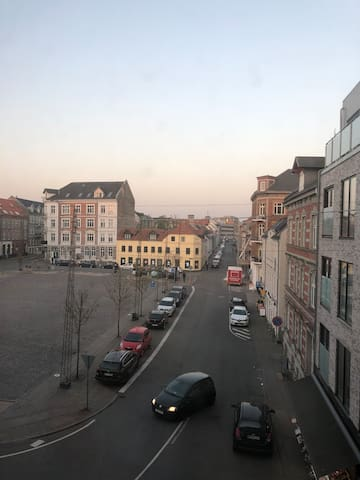 2 room cozy apartment in the heart of Aalborg