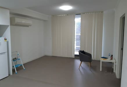 furnished secured Appt available with balcony.