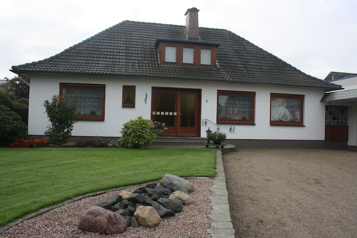 Lovely vacation home in a quite area - Silberstedt - Huoneisto