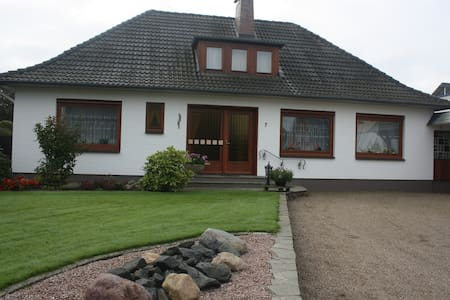 Lovely vacation home in a quite area - Silberstedt - 公寓