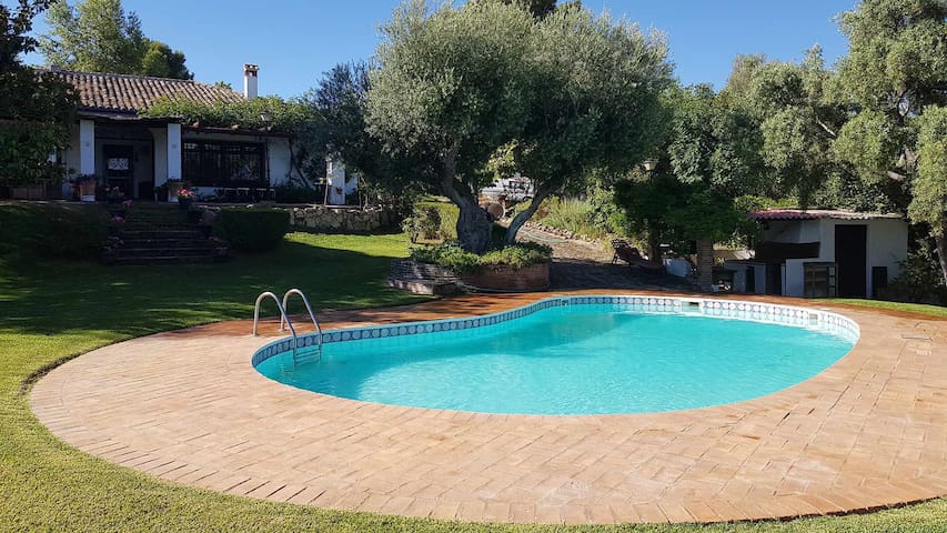 Fantastic Villa 2 minutes from the center of Ronda