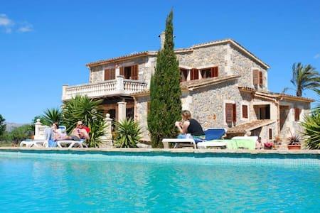 Finca Sa Vinya, Buger Mallorca - Búger - 别墅