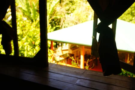 Costa Rican Forest HOME - Naturhytte