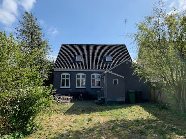 Charming house in Marstal old town