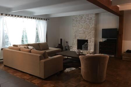 Cozy house that feels like home! - Sainte-Anne-des-Lacs
