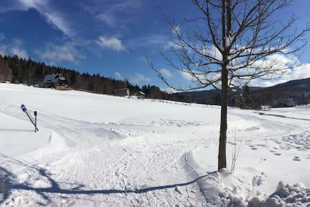 "Haus Herrenwies - DZ ""Waldblick"" - Forbach"