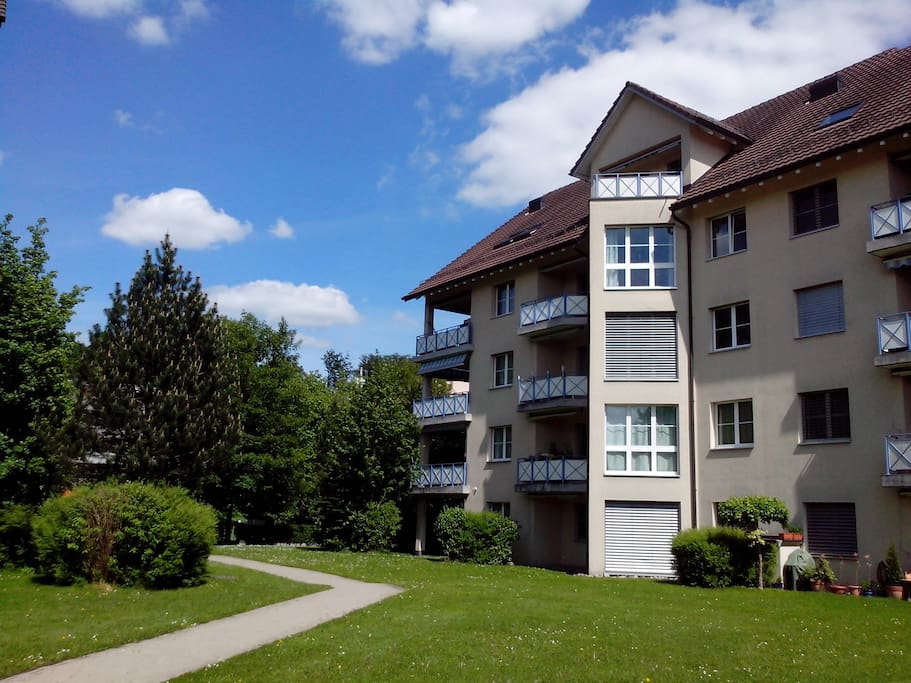 Near zurich all 4 urself sunny near forest lake apartamentos en alquiler en uster z rich - Apartamentos zurich ...