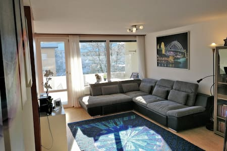 Nice apartment in the heart of CH - Sursee - Wohnung