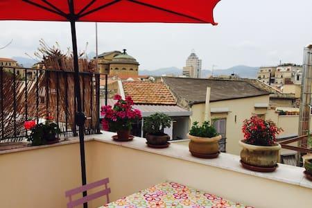 Casa Zyz - Palermo - Wohnung