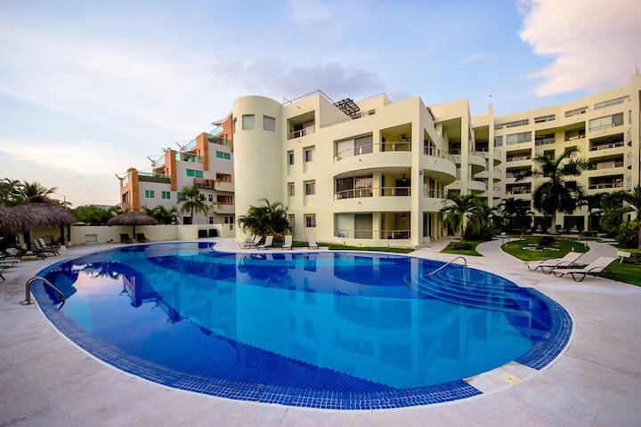 Luxury 1 bed Condo Nitta Nuevo Vta - Nuevo Vallarta - Apartment