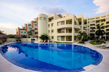 Luxury 1 bed Condo Nitta Nuevo Vta - Nuevo Vallarta - Appartement