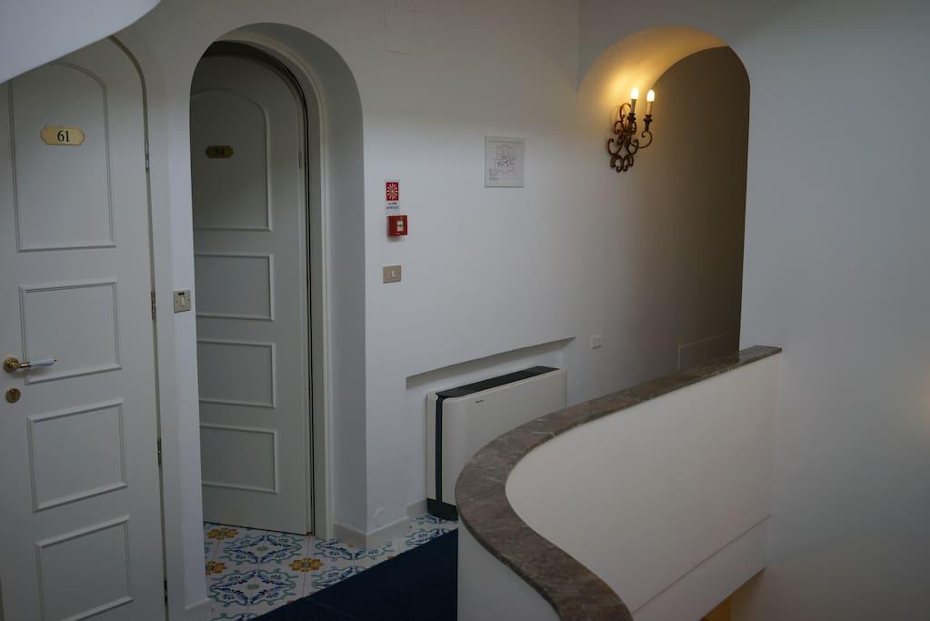 ingresso stanza
