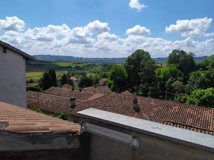 Bilocale in Monferrato