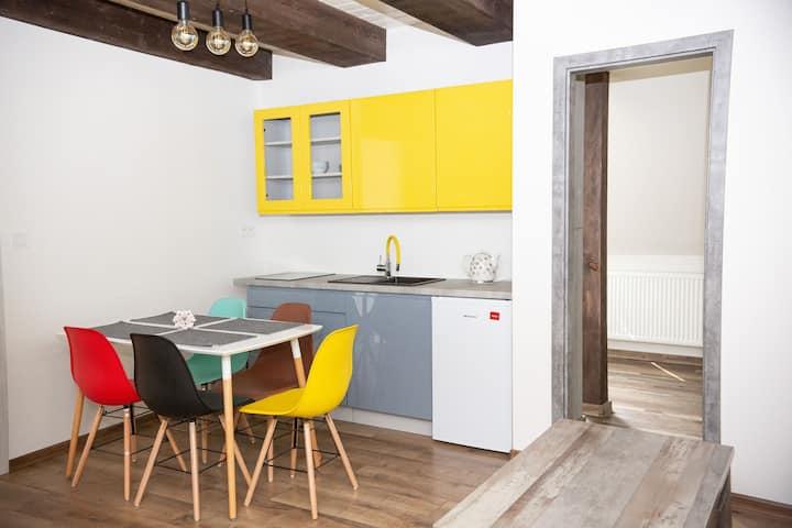 Apartmány pod Klingerom - Malý Apartmán