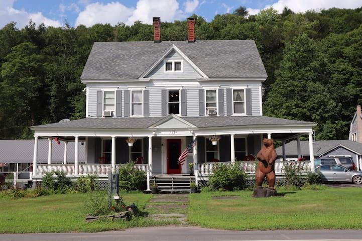 Reynolds House Inn- Rosewood Room