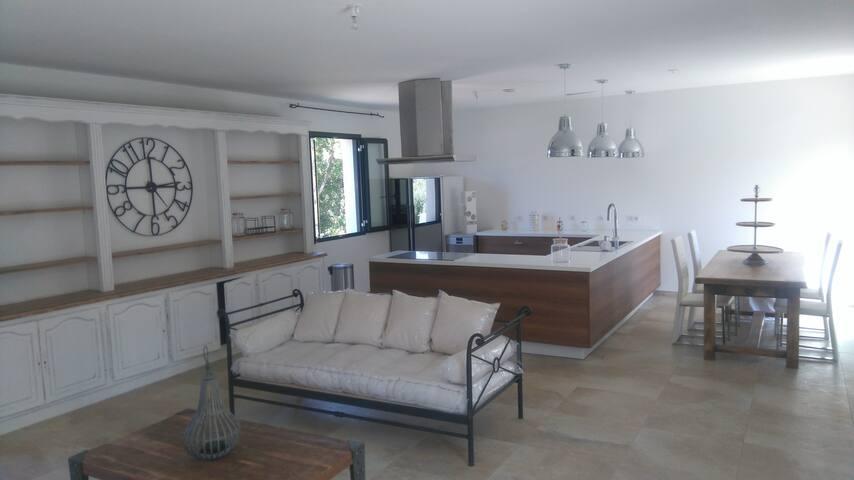villa jumelée type t3 - Oletta - Casa