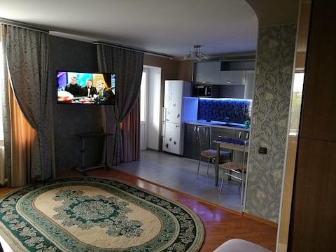 Apartamento de 1 dormitorio en alquiler en el centro de la ciudad