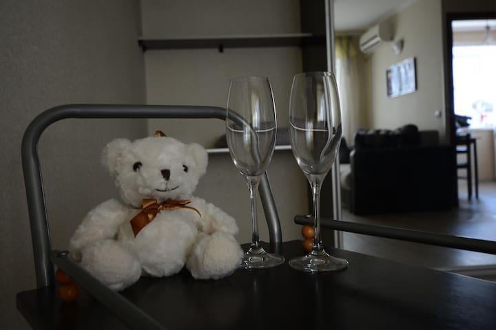 1 Комнатная квартира в центре Хабаровска - Chabarovsk - Appartamento