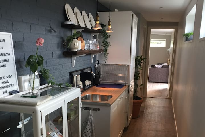 Your 40m2 house 30min from Sthlm city commuting.
